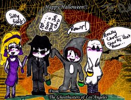 Happy halloween from me by DrGengar