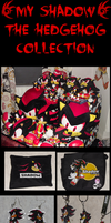 Shadow The Hedgehog - Collection by Shadoukun