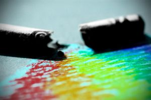Rainbow Blood by thoughtless4ever