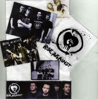 Rise Against Poster by quetions