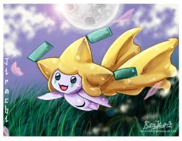 Jirachi by Reiquin