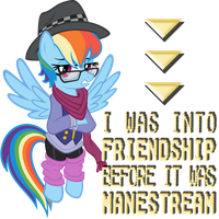 Hipster Dash Shirt by tygerbug