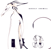 Beverly Crowell by Meredies