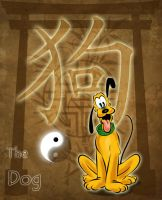 The Dog by EarthGwee