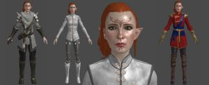 DAI Elf Female Inquisitor XPS by Padme4000