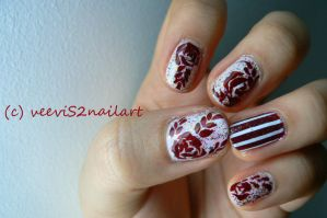 Roses designs by VeeviS2