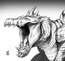 Alligator by TheRisingSoul