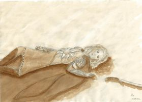 The resurection of Glorfindel with coffee by Ithiliel-o-Gondolin