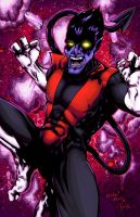 Night Crawler 2012 - Colored by LadyOrange
