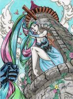 For J-Skipper and J. Scott Campbell 2 by Yaoi-Huntress-Earth