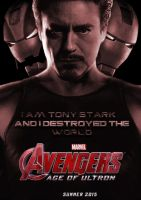 Marvel's The Avengers - Age Of Ultron by Shervell