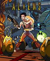 Ripley's in the Hive by inkjava