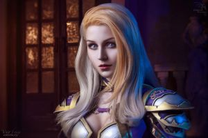 Lady Jaina Proudmoore by ver1sa
