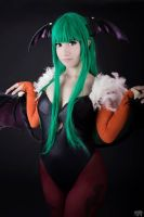 Morrigan Aensland, Darkstalkers by Ariichuu
