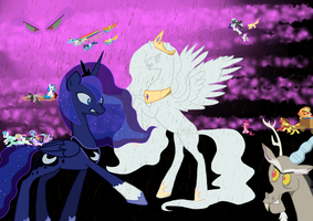 Discords Reign by chibrule