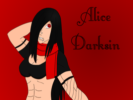 Alice Darksin - First time going Digital by GothicStatic