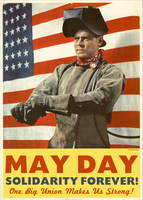 May Day 2013 by poasterchild