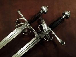 Bolognese Sidesword (6) by Danelli-Armouries
