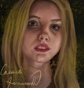 Anorexic - Skins by Cyllenne