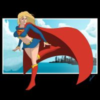 Supergirl - PRM by marcelinorodriguez