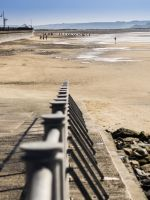 Tramore Beach, Ireland by sonicelec