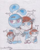 The Future Woo Foo Family :3 by RegularBluejay-girl