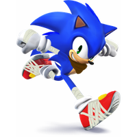 Sonic Boom Costume for SSB4 by SegaNintendoUbisoft