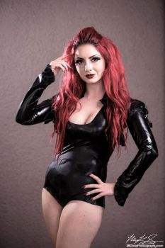 Little bit of Latex by MissMandyMotionless