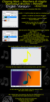 Tutorial Clipping Mask with brushes by Kira1988_2 by Kira1988