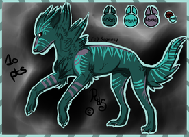 Adoptable [Closed] by RedSwagStory