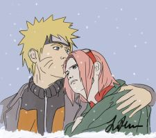 Narusaku - We will be alright by Selun-chen