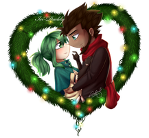 Mistleheart by Isi-Daddy