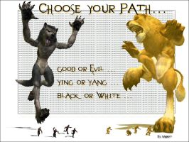 Choose your path by Xarrot