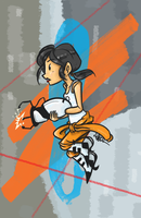 Chell by ACM00