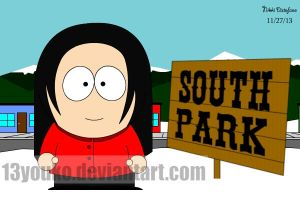 Going Down to South Park by 13Youko