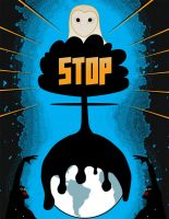 Stop the oil, war, etc by DavisLindsay