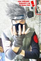 Kakashi Live A no bg effects by Neko-zuki