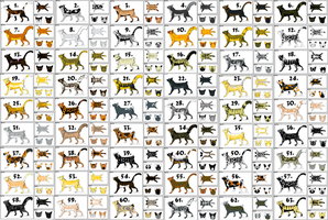 63 FREE CATS!! by Eagle-Kit