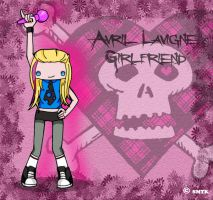 Avril Lavigne-Girlfriend by SaMtRoNiKa