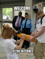 welcome to the internet by ShawneeRR