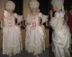 Marie Antoinette Costume by Lovely-O