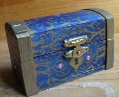Ocarina of Time Boss Key Chest by Wolf--Shadow