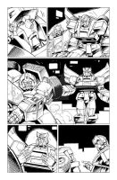 IDW Transformers 11 page 9 by GuidoGuidi