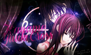 Kaname and Yuuki || FDLS by JessxFlyller