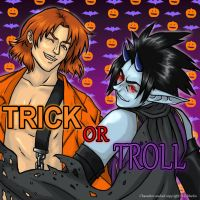 Trick or Troll by HLMartin