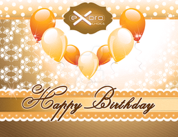2013 Birthday Card 04 by ExoroDesigns