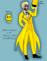 Sonny Reference / Bio (Read Desc.) by Cold-Milk-Man