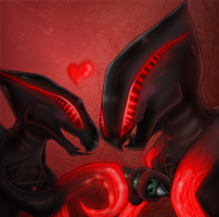 MUTO Love by PlagueDogs123