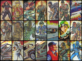 GI Joe 1984 by Seblebon