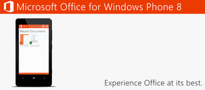 Office for Windows Phone 8 by Brebenel-Silviu